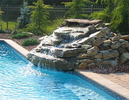 Untouchable landscaping llc mercer hunterdon burlington for Pool design bordentown nj